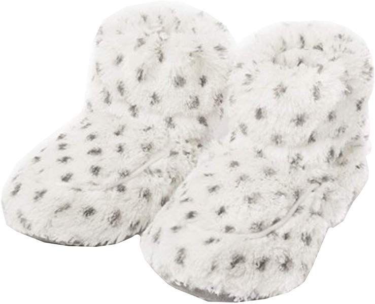 e8bc59bacb7 Amazon.com  Intelex Luxury Warmies Microwavable Cozy Boots - Snowy  Shoes