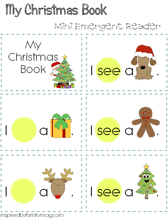 picture about Printable Christmas Books known as My Xmas Reserve Printable A Infants World-wide Xmas