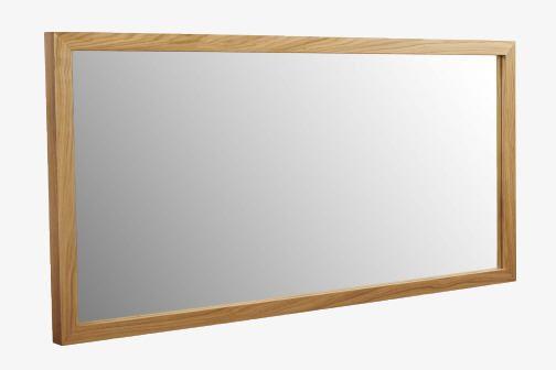 Miroir Habitat, Achat Conto Miroir En Chêne Prix Promo Habitat