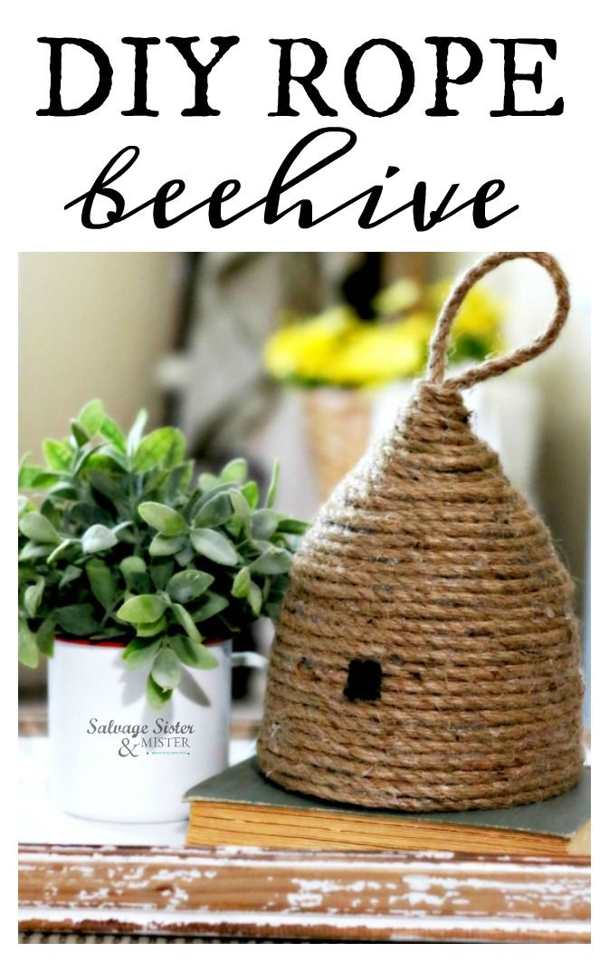 Photo of How to Make a Faux Beehive Home