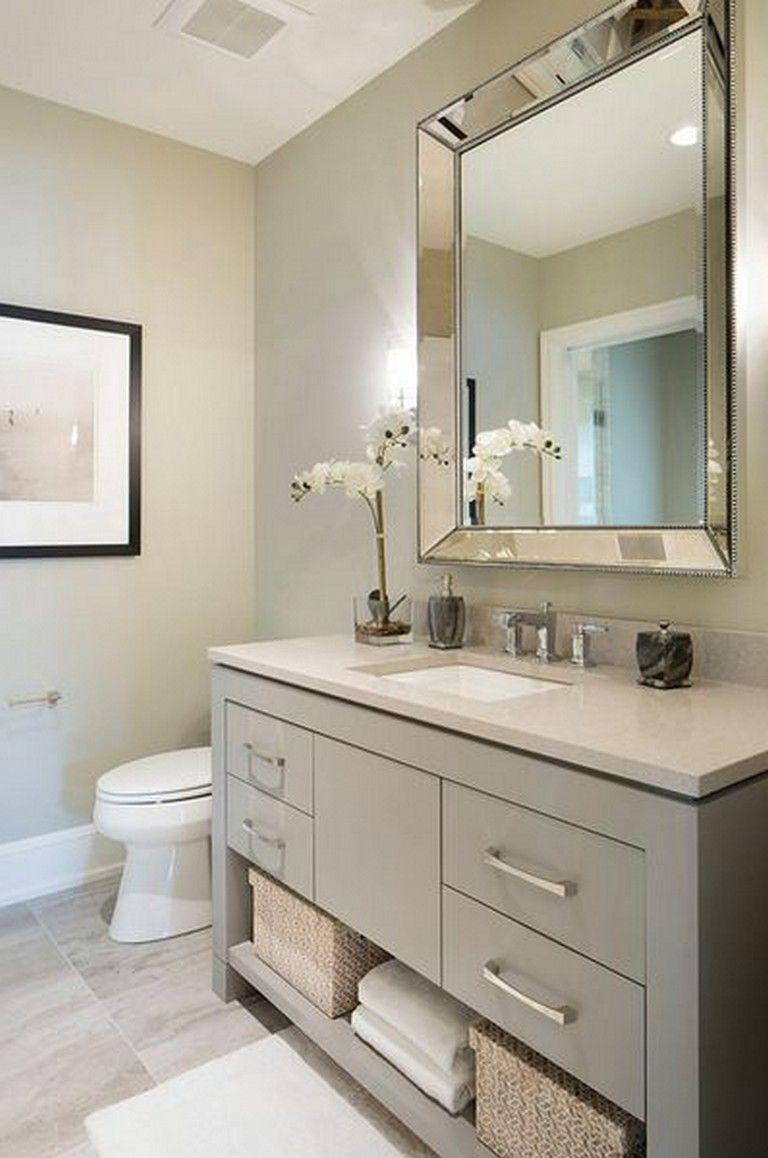 4+ Easy and Elegant Bathroom Mirrors Design Ideas  Bathroom