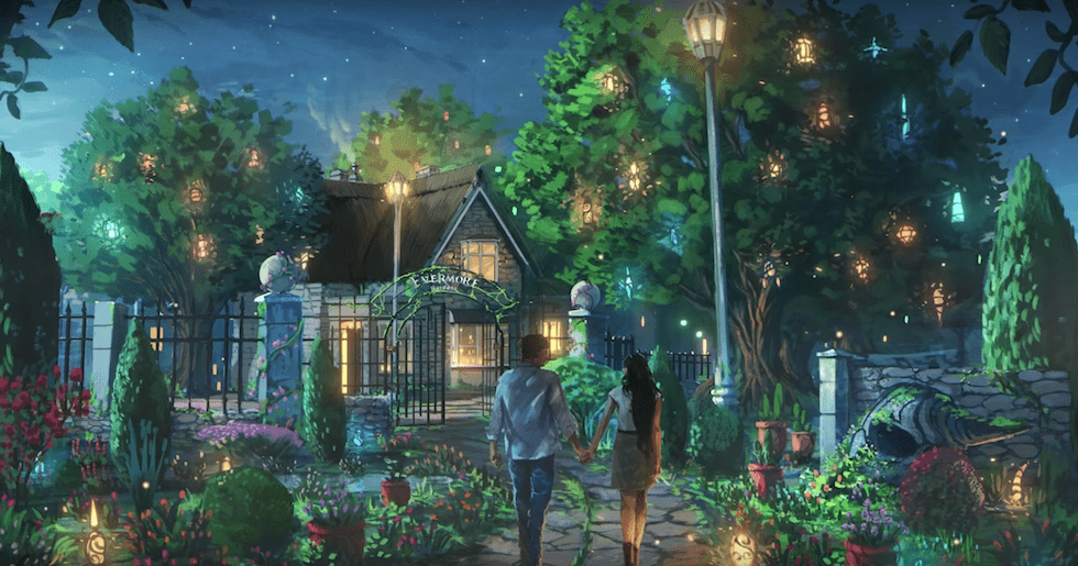 Step into the story at Evermore Park, an 'experience theme
