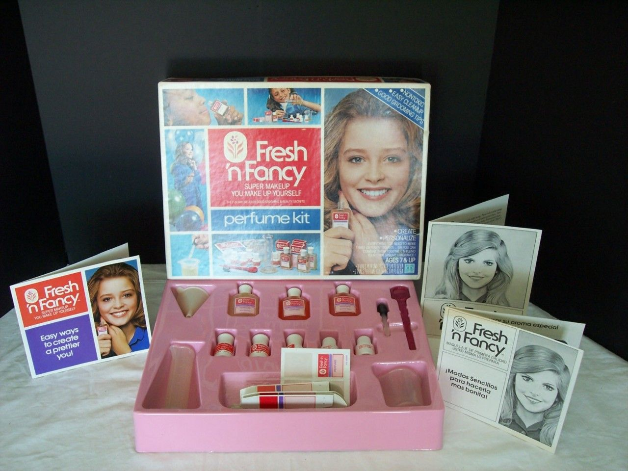 Fresh and Fancy Perfume Making Kit Loved this toy! How