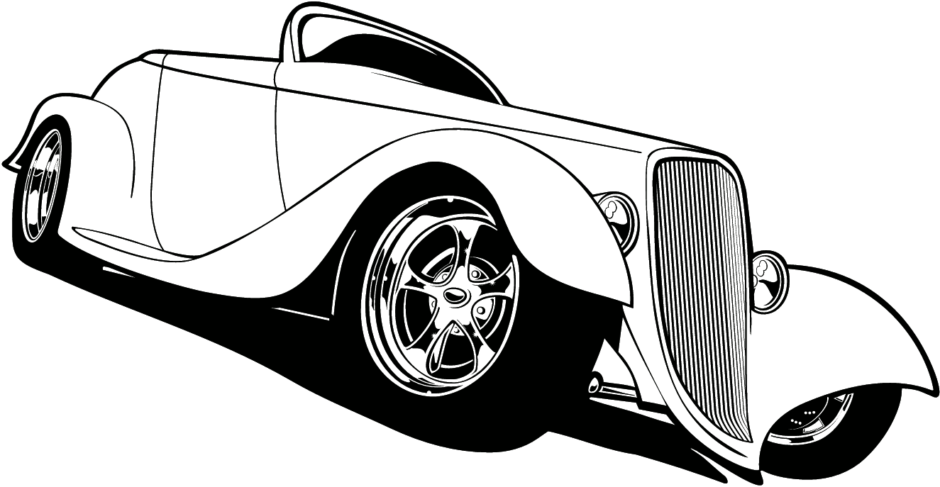 free cartoon hot rod car clipart clipart best projects to try rh pinterest com hot rod clipart free download hot rod clipart drawing 1932 ford