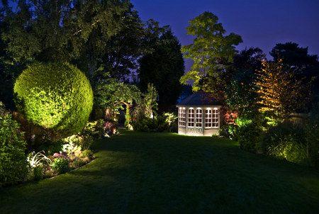 Iluminación Exterior del Jardín - Para Más Información Ingresa en
