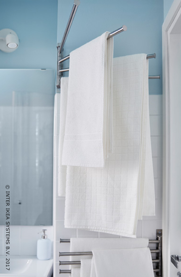 Comment optimiser l\'espace d\'une petite salle de bain ? Utilisez les ...