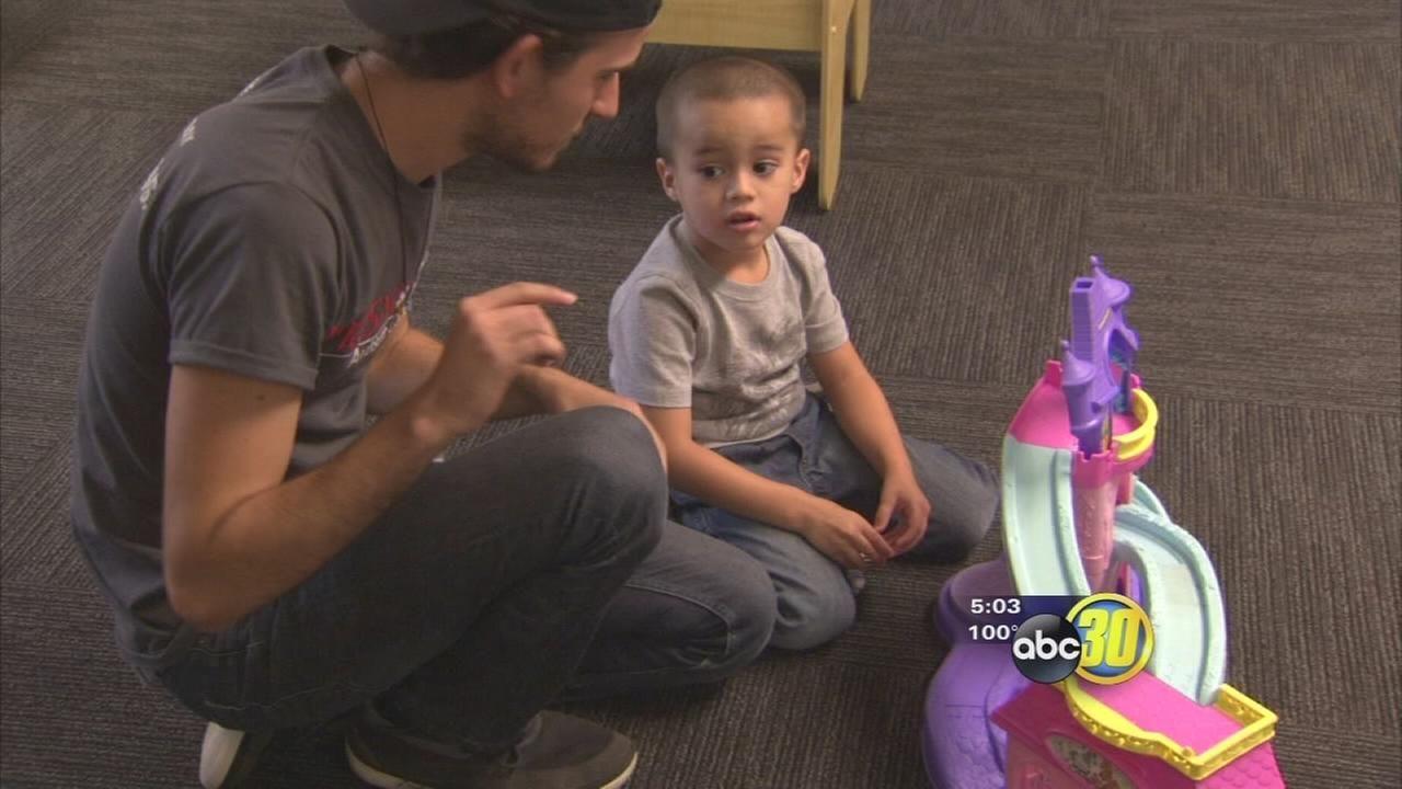 Fresno State #Autism Center satellite location now open http://abc30.tv/1HJVusT #autismcare #livingautismdaybyday