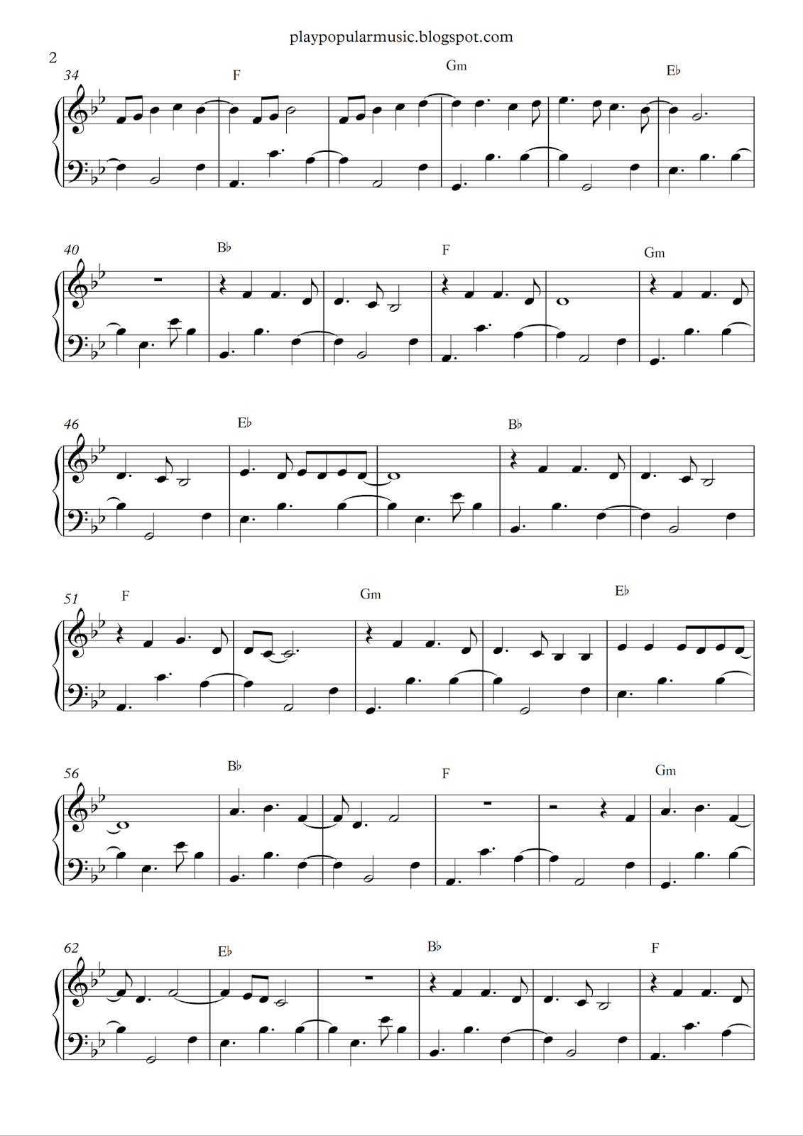 Free piano sheet music say you wont let go james arthurpdf ill free piano sheet music say you wont let go james arthurpdf i hexwebz Image collections