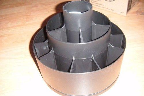 Pampered Chef Tools Turn Kitchen Utensil Spinner Holder