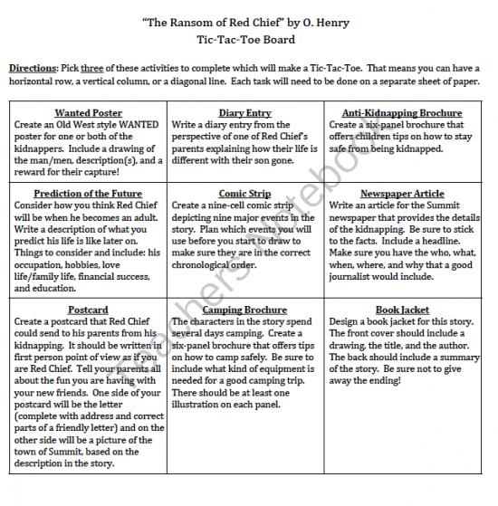newspaper activities worksheets