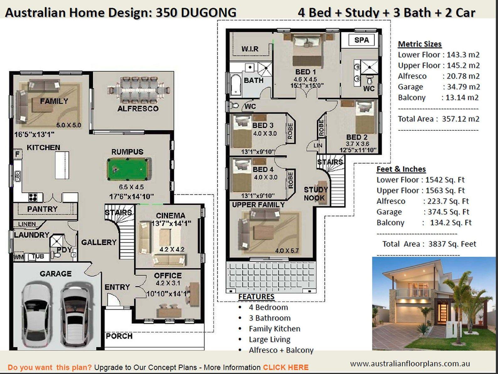 Two Storey House Plans Distinctive Homes Double Storey House Etsy Two Storey House Plans House Plans For Sale Double Storey House Plans