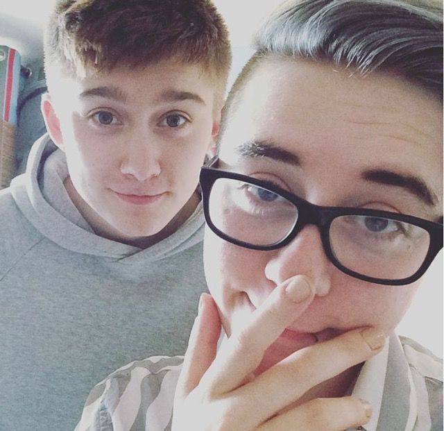 I honestly can't express my love for these 2!!! As a ftm trans and gay boy I look up to them so so so much!