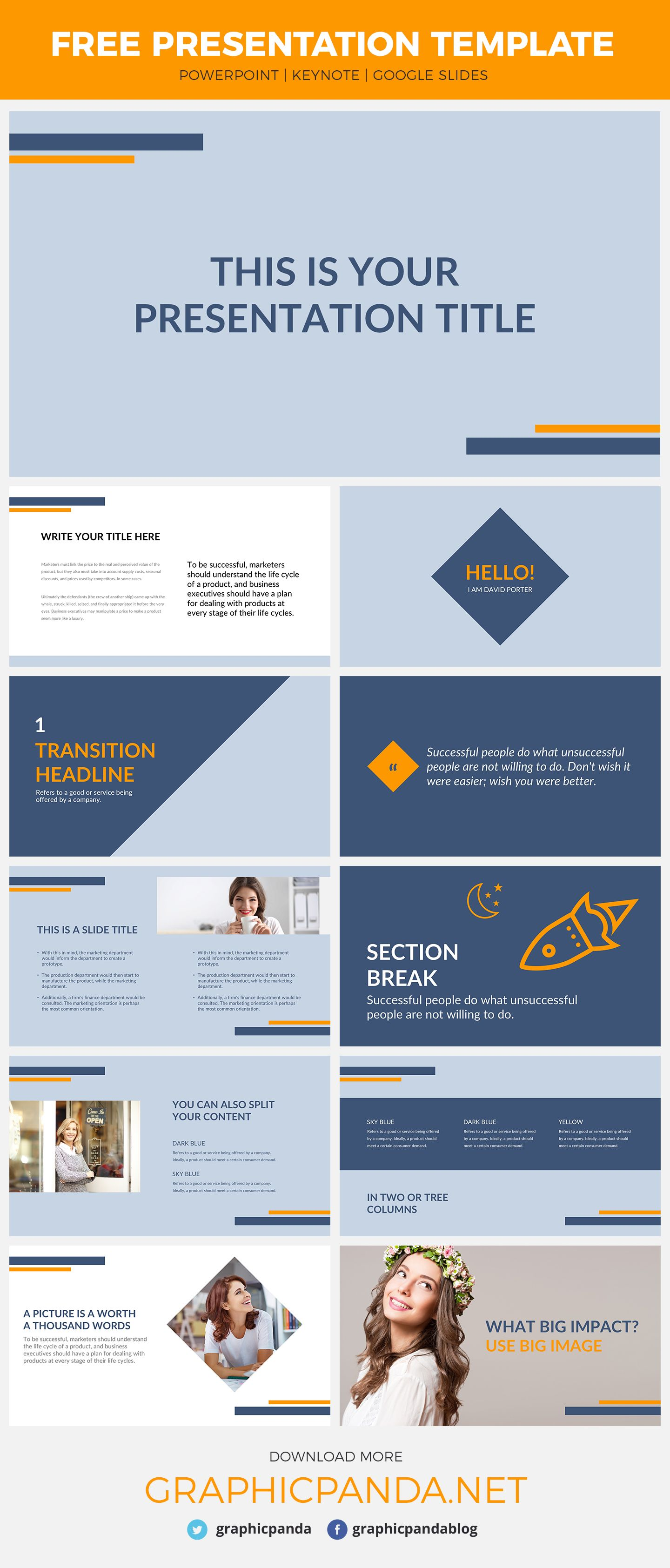 The Spark Free Google Slides Theme Is Super Creative And Is Bound To End In A Successful Presentation That Your C Google Slides Themes Powerpoint Google Slides
