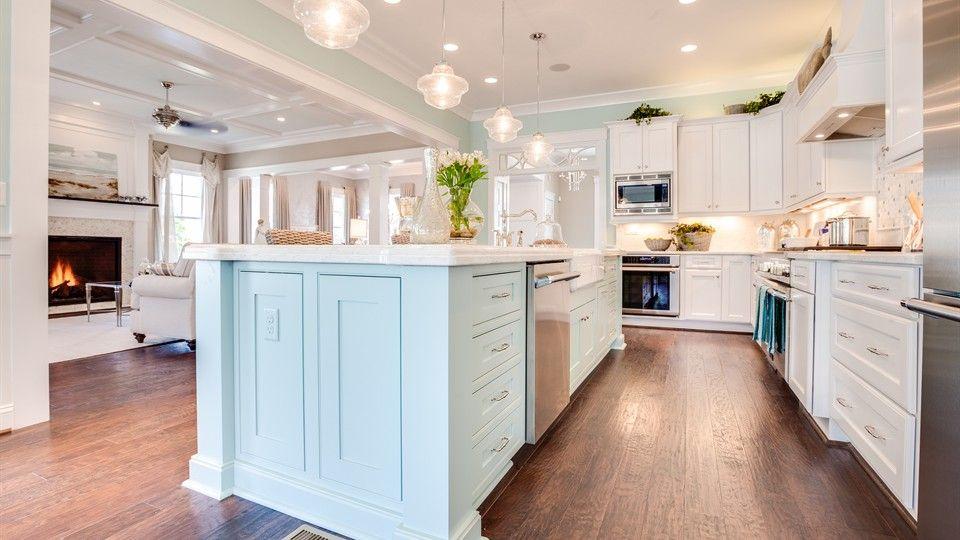 Show Homes North End Virginia Beach | 2015 Coastal Virginia Idea Home | Custom Home Builders