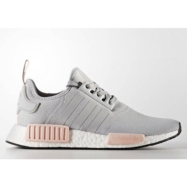 Adidas Nmd Runner r1 W by3058 Clear Light Onix Vapor Pink