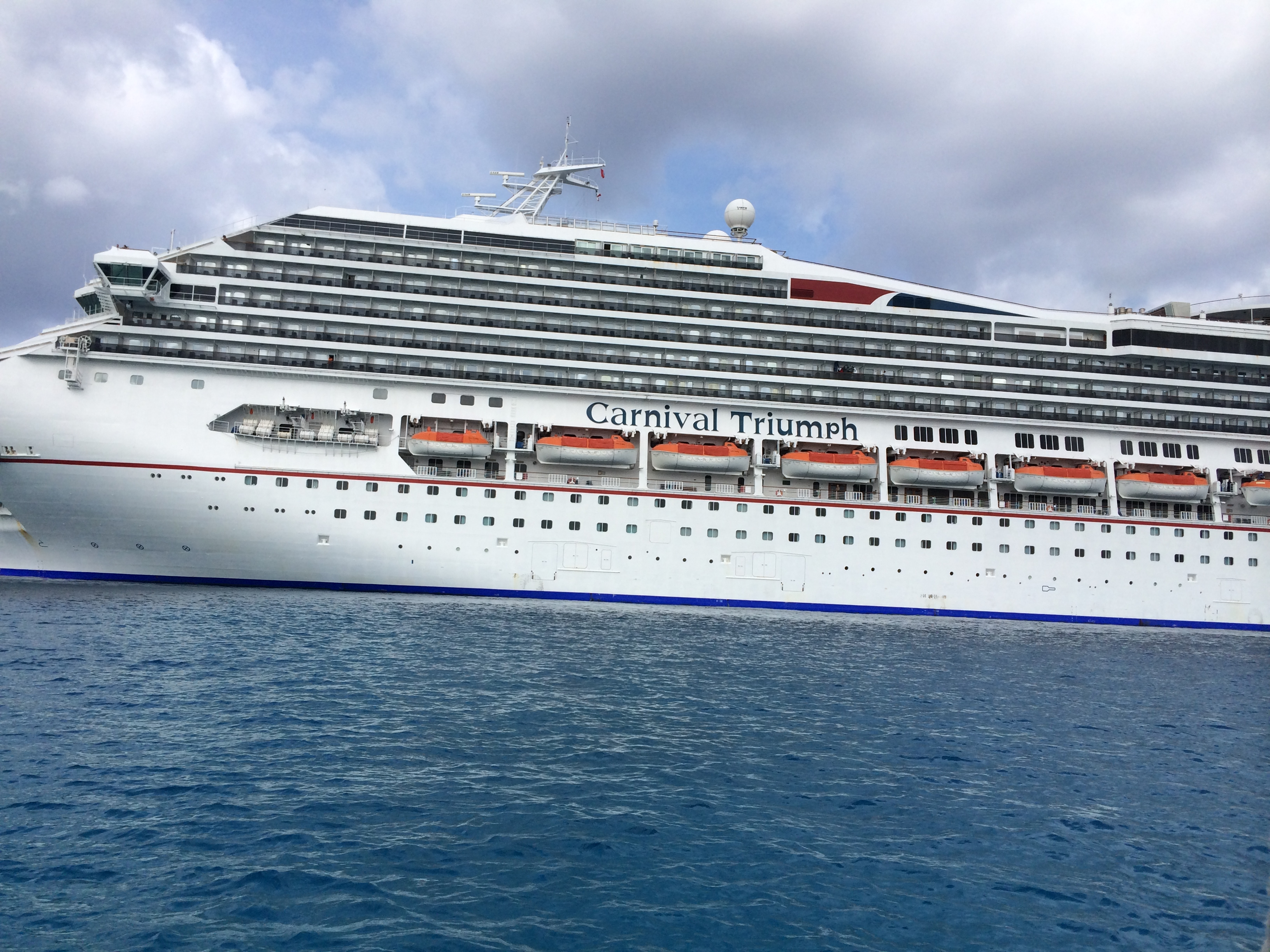 Great Day Cruise On The Carnival Triumph Out Of Galveston Texas - Cruises out of galveston texas