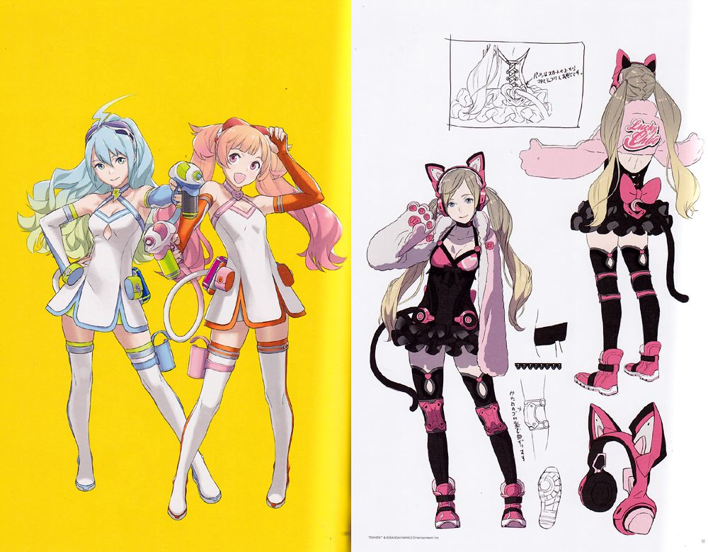 GURREN LAGANN Tengen Toppa 2 Pre-production Sketch Art Book