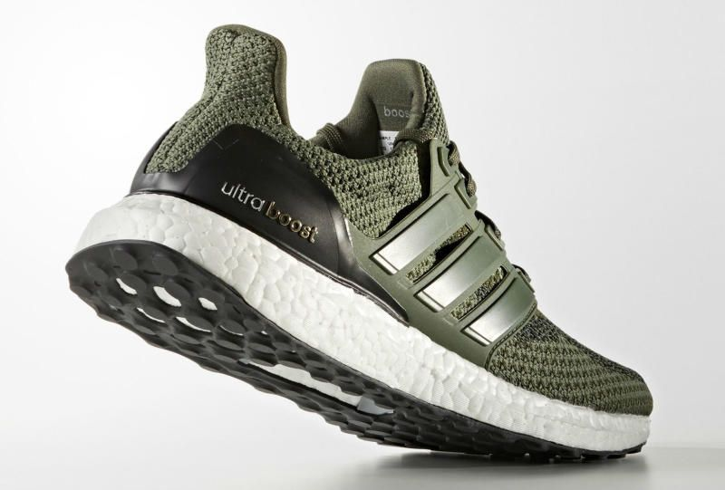 adidas ultra boost herren green