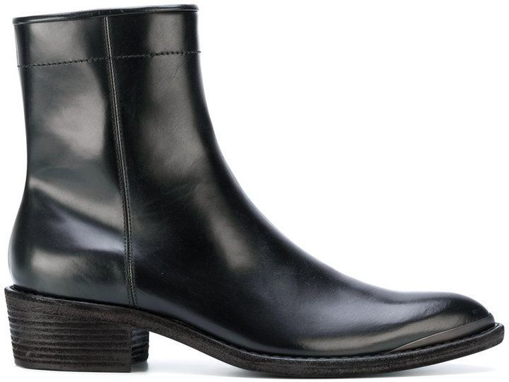 Haider Ackermann rodeo ankle boots