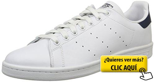 the latest 94936 d8309 adidas Stan Smith W, Zapatillas Mujer, Blanco... zapatillas