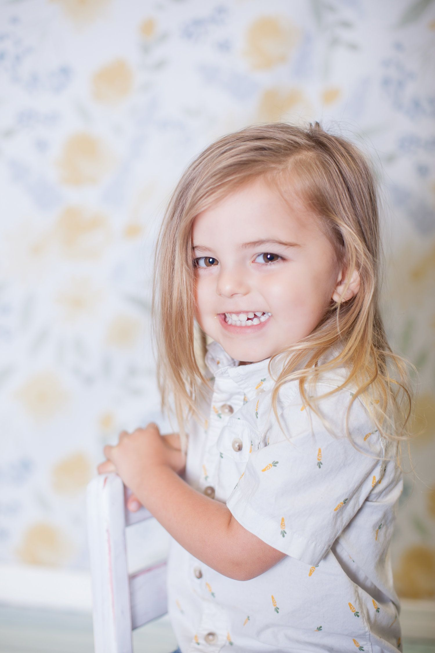 school spring photographer Tauni Joy Photography Toddler
