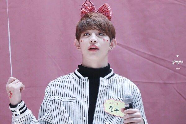 UP10TION 업텐션 || 160214 Incheon Fansign || Jinhoo 진후