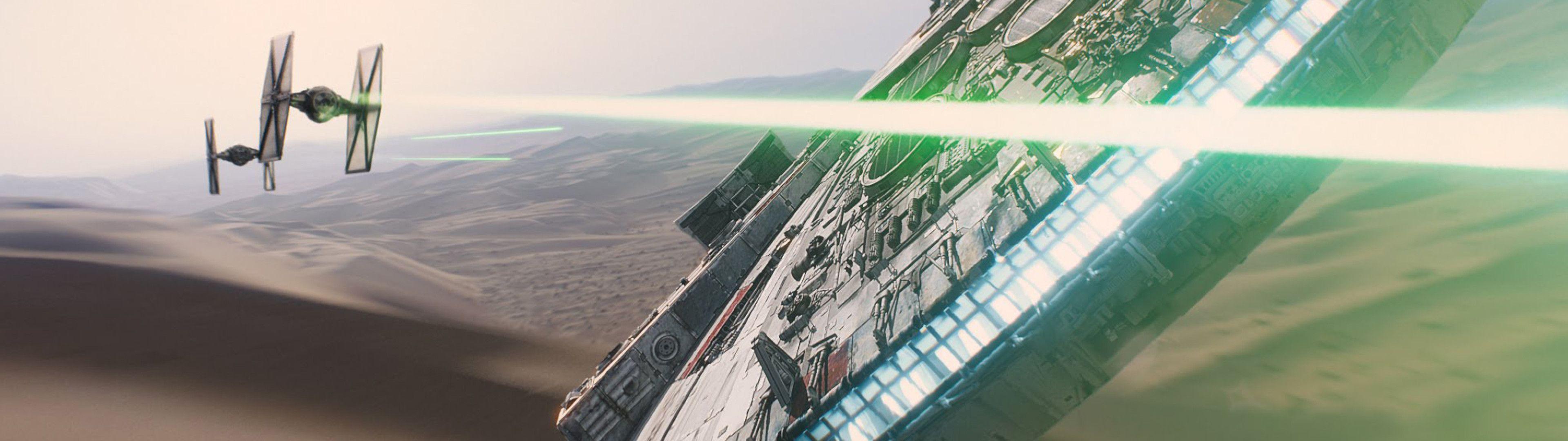 34 3840x1080 Star Wars Wallpaper 2k Inspirational Pictures In 2020 Star Wars Vii Star Wars 7 Star Wars Episodes