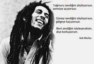 Bob Marley Sozleri Turkce Kisa En Guzel Sozler Blogu Bob Marley Bob Marley Sozleri Sanatci Sozleri