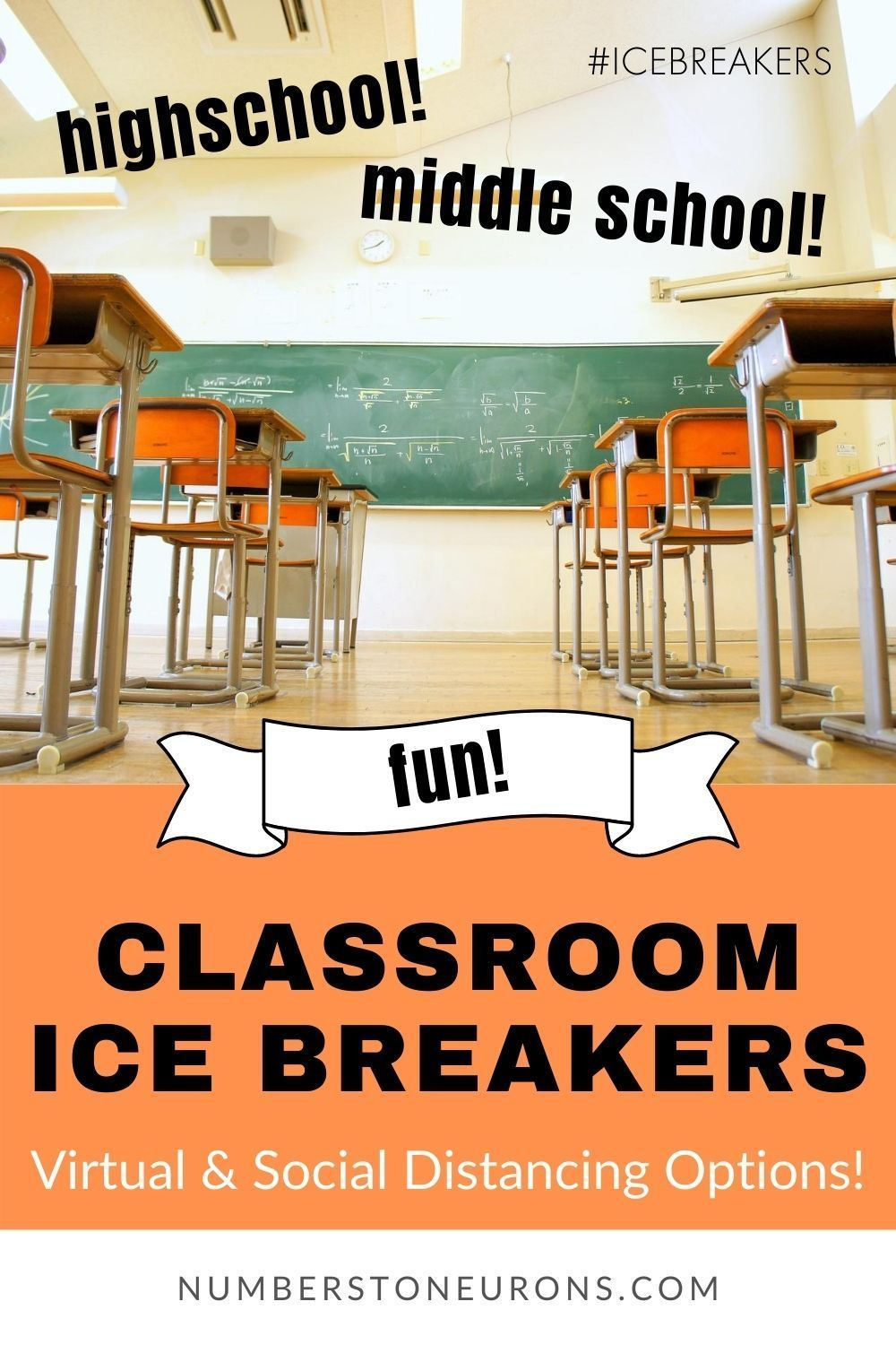 Virtual Classroom Icebreakers & Ice Breakers with Social