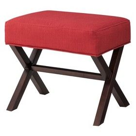 X-Stool - Threshold™ | Stools, Living room inspiration and Target