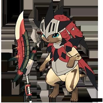 Rathalos Equipment Monster hunter cat, Monster hunter
