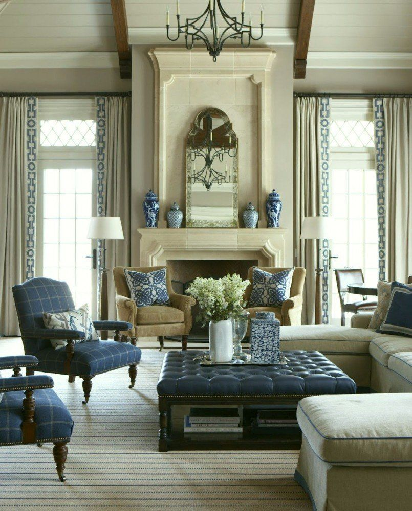 Window treatment ideas living room  freshening your home for the new year part iv u window treatment