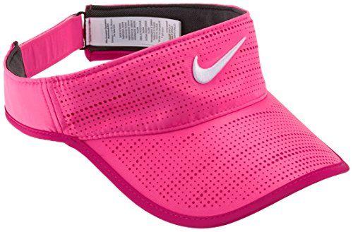 Nike Womens Perforated Visor - Pink Pow  101236578668