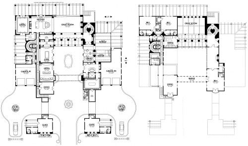 Pin by linda smith on floorplans pinterest house crossword house plans crossword puzzles blueprints for homes house floor plans house design malvernweather Images