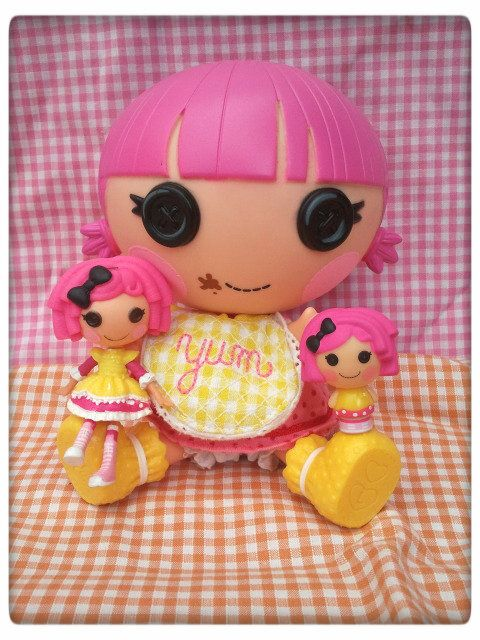 Sprinkle Spice Cookie! #Lalaloopsy Littles