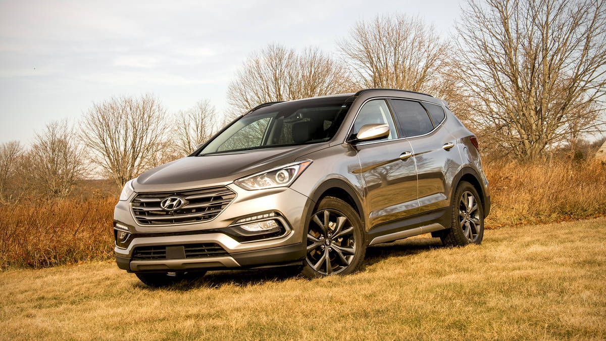 2017 Hyundai Santa Fe Sport review Nice moves, but it