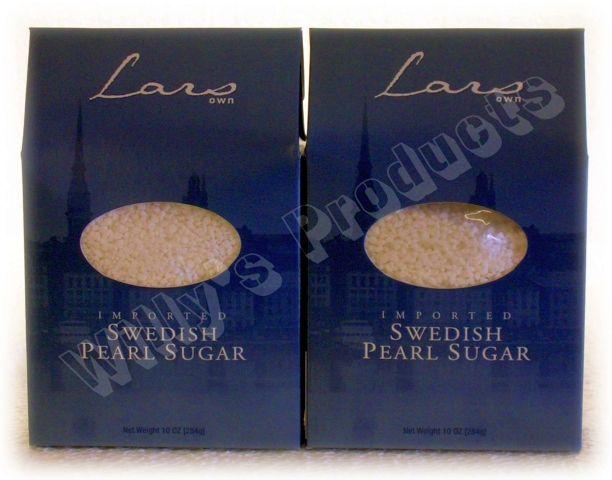 Lars Perlesukker Pearlsugar Scandinavian Food Food Store Pearl Sugar