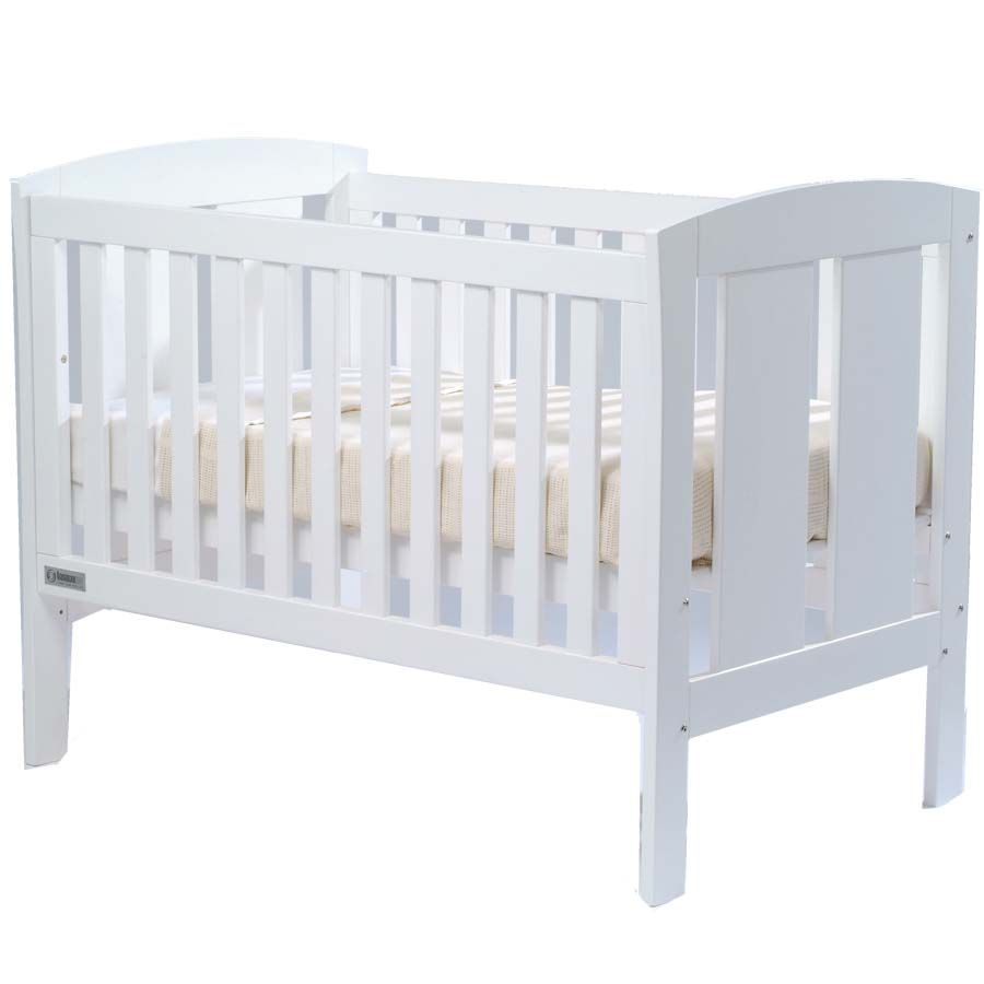 Cot Mattress 170 X 40 Tasman Eco Aria 3 In 1 Cot Bed White 399 Adorable Baby