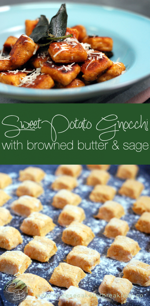 Chrissy Teigen S Sweet Potato Gnocchi Cheesecake For Breakfast Sweet Potato Gnocchi Sweet Potato Recipes Chrissy Teigen Recipes