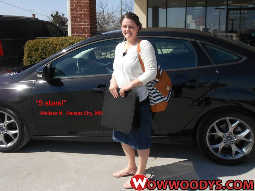 Melissa Newby From Kansas City Missouri Purchased This 2013 Ford