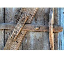 'BARN DOOR LATCH' by Joe Powell