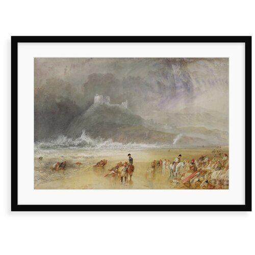 Astoria Grand Gemälde Criccieth Castle, North Wales, c.1835 | Wayfair.de