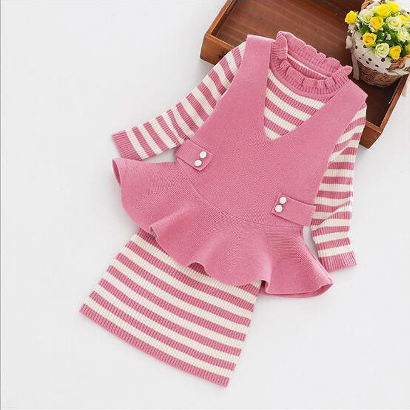 183b7cb4faa1 The Pink Pearly Bow Baby Dress is unique and stylish. It is perfect ...
