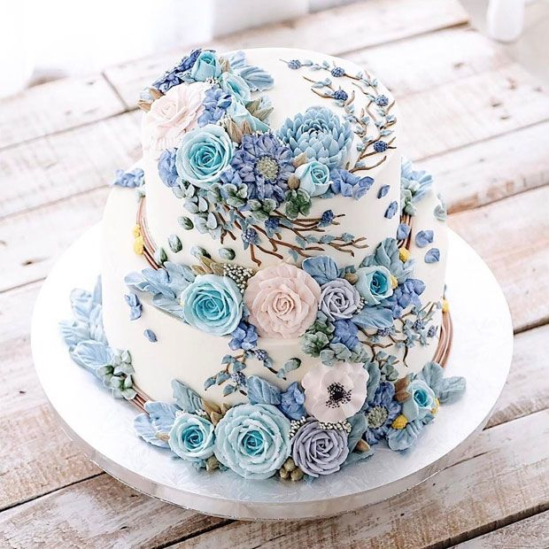 Are These The Most Beautiful Cakes In The World?