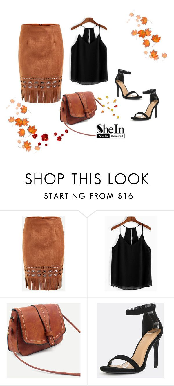 """SheIn 5/XII"" by nermina-okanovic ❤ liked on Polyvore"