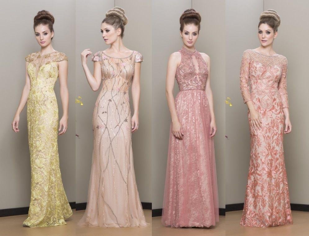 20 vestidos de festa do verão da Patchoulee | Pinterest | Vestiditos ...