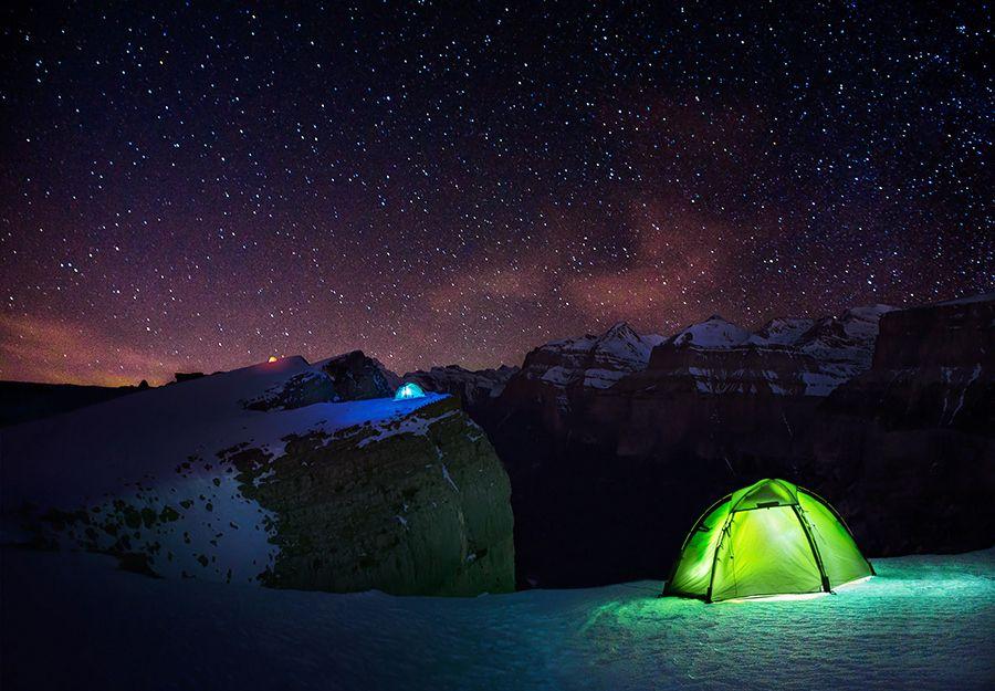 """""""Night Camping"""" by Max Rive   Camping hacks, Outdoor, Go ..."""