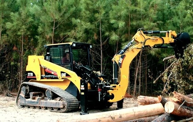 Caterpillar 267B, 277B, 287B Multi Terrain Loader Service