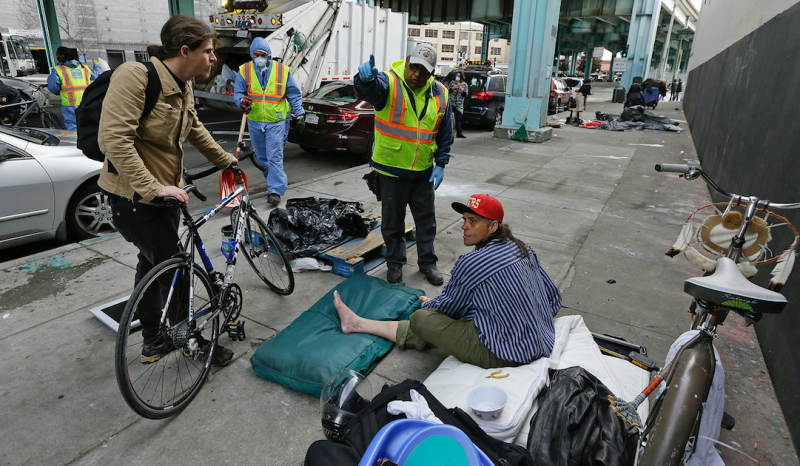 The Best And Worst Ideas From San Francisco S Big Homelessness Project Homeless Stats Francisco Homeless