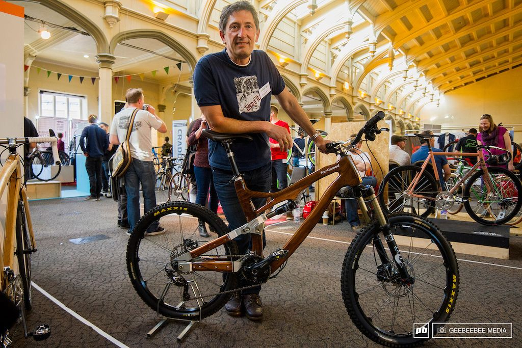 Bespoked Bicycle Show 2015 | Full suspension mountain bike